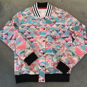 Adidas multi colored jacket